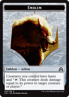Emblem - Arlinn