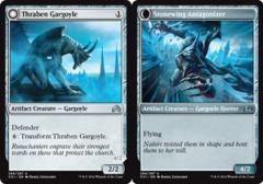 Thraben Gargoyle // Stonewing Antagonizer