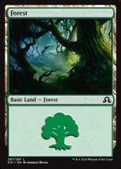 Forest - Foil (297)(SOI)
