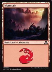 Mountain - Foil (294)(SOI)