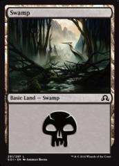 Swamp - Foil (291)(SOI)