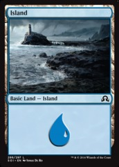 Island (286) - Foil (SOI)