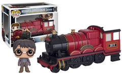 Hogwarts Express Engine with Harry Potter