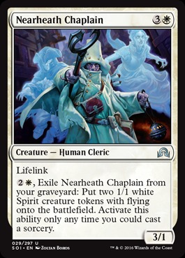 Nearheath Chaplain