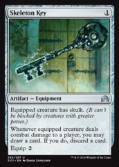 Skeleton Key - Foil