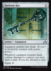 Skeleton Key - Foil