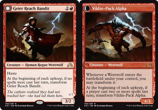 Geier Reach Bandit // Vildin- Pack Alpha - Foil