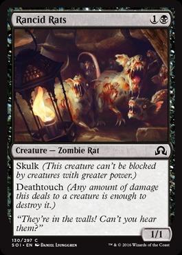 Rancid Rats