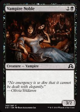 Vampire Noble - Foil