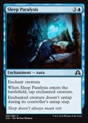 Sleep Paralysis - Foil