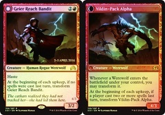 Geier Reach Bandit // Vildin- Pack Alpha (Shadows over Innistrad Prerelease)