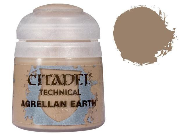 27-22 Technical Agrellan Earth - 24 ml