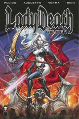 Lady Death Chaos Rules #1 (Mature Readers)