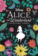 Disney Alice In Wonderland Cinestory Hardcover Collected Edition