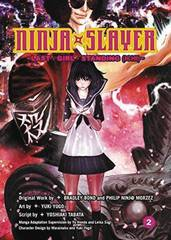 Ninja Slayer Graphic Novel Vol 04 Atrocity In Neo Saitama (Mature Readers)