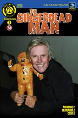 Gingerdead Man #3 (Cover D - Gary Busey Photo) (Mature Readers)