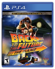 Back To The Future - The Game - 30th Anniversary Edition