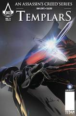 Assassin's Creed: Templars #3 (Cover A - Calero) (Mature Readers)