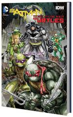 Batman Teenage Mutant Ninja Turtles Hardcover
