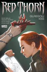 Red Thorn Trade Paperback Vol 01 Glasgow Kiss (Mature Readers)
