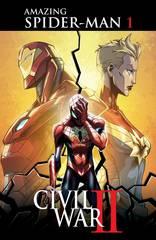 Civil War II: Amazing Spider-Man #1 (Of 4)