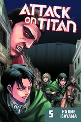 Attack On Titan Gn Vol 05 (Apr131170)