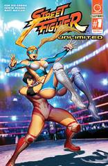 Street Fighter Unlimited #7 (Cover A - Genzoman Story)