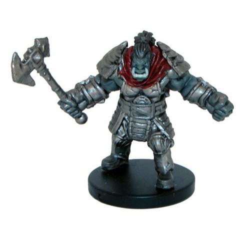 Orc Monster Menagerie Dungeons And Dragons Miniatures Painted