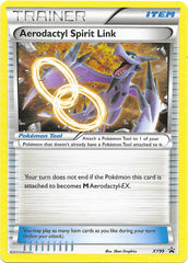 Aerodactyl Spirit Link - XY99 - Mega Aerodactyl-EX Premium Collection