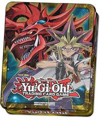 2016 Yugi and Slifer Mega-Tin