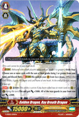 Golden Dragon, Ray Breath Dragon - G-SD02/001EN on Channel Fireball