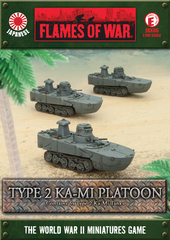 Type 2 Ka-Mi Platoon (JBX06)