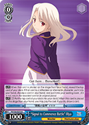 Signal to Commence Battle Illya - FS/S36-E073 - R