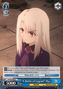 FS/S36-E080 U A Battle of Legend Illya