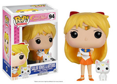 Animation Series - #94 - Sailor Venus & Artemis