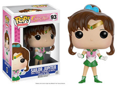 Animation Series - #93 - Sailor Jupiter