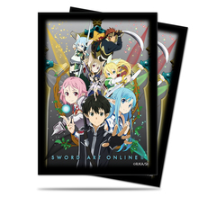 Sword Art Online II Collection - Excalibur - Standard Deck Protector - 50 ct