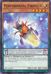 Performapal Fireflux - SHVI-EN005 - Common - 1st Edition