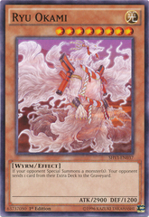 Ryu Okami - SHVI-EN037 - Common - 1st Edition