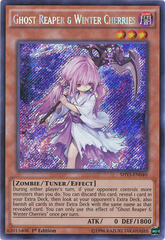 Ghost Reaper & Winter Cherries - SHVI-EN040 - Secret Rare - 1st Edition