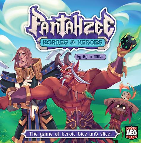 Fantahzee - Hordes and Heroes
