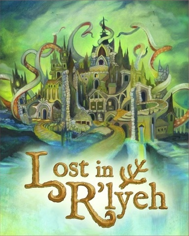 Lost in Rlyeh