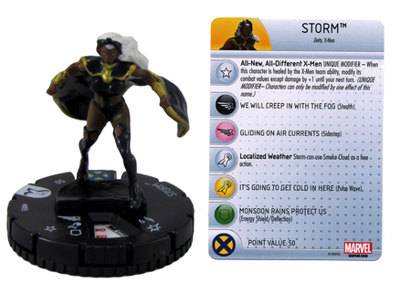 Heroclix Uncanny X-Men # 017 John Greycrow