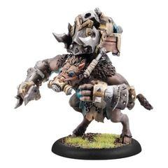 MINIONS - SPLATTER BOAR LIGHT WARBEAST