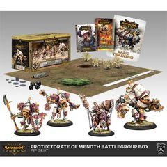 Protectorate of Menoth - Battlegroup (WarMachine) - MK III
