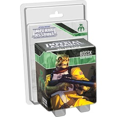 Star Wars: Imperial Assault - Bossk Villian Pack ( SWI25 )