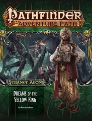 Pathfinder Adventure Path #111: Dreams of the Yellow King (Strange Aeons 3 of 6)