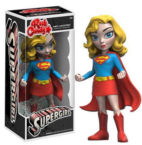Super Girl (Funko - Rock Candy)