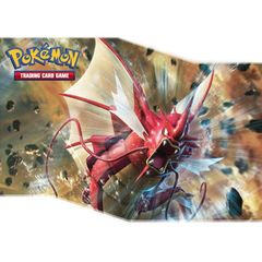 POKEMON - PLAYMAT - MEGA SHINY GYARADOS