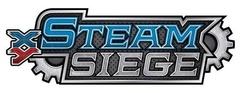 XY - Steam Siege Three Booster Blister - Azelf